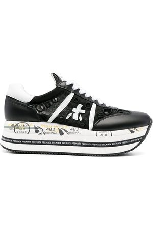Premiata Damen Sneakers - Sneakers mit Plateau