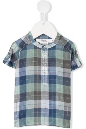 BONPOINT Blusen - Kariertes Hemd