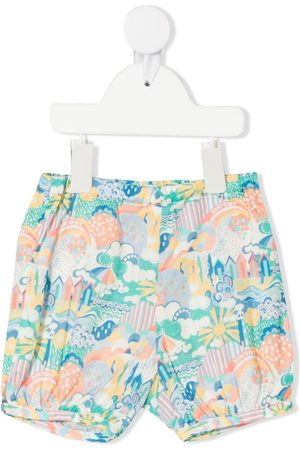 BONPOINT Shorts mit Liberty-Print