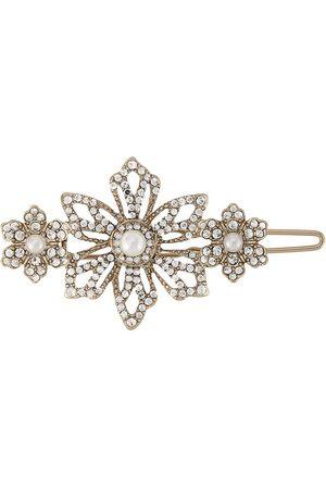 Marchesa Notte Damen Armbänder - Brosche im Blumen-Design