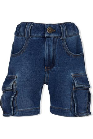 Lapin House Jeans-Shorts mit Cargotaschen