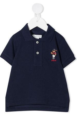 Ralph Lauren Poloshirts - Poloshirt mit Polo Bear-Stickerei