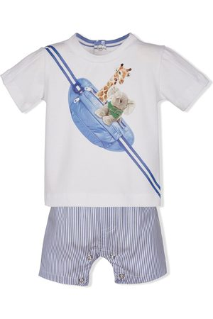 Lapin House Set aus T-Shirt und Shorts