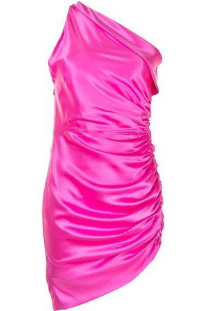 Michelle Mason Damen Asymmetrische Kleider - Asymmetrisches Minikleid