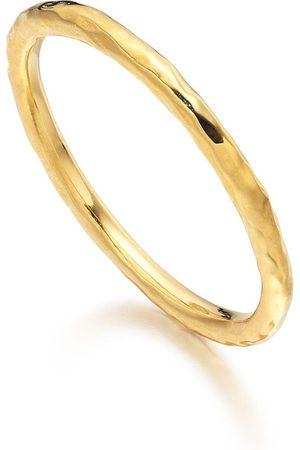 Monica Vinader Siren hammered ring