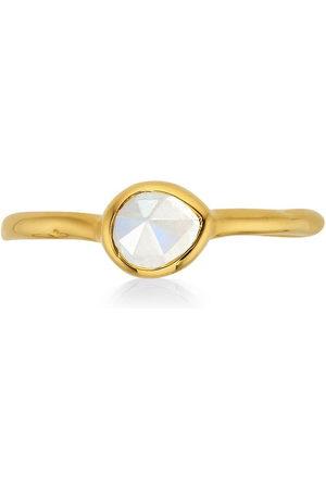Monica Vinader Damen Ringe - Siren small stacking ring