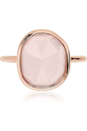 Monica Vinader Damen Ringe - Siren medium stacking ring