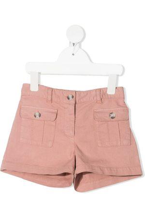 BONPOINT Mädchen Shorts - Shorts mit Cargo-Taschen
