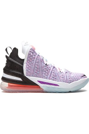Nike LeBron 18 High-Top-Sneakers