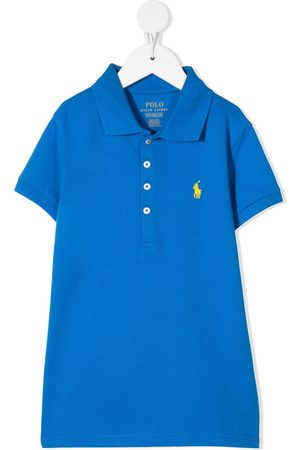 Ralph Lauren Poloshirt mit Polo Pony-Stickerei