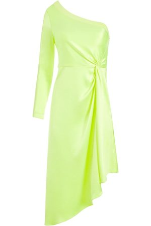 ALICE+OLIVIA Damen Asymmetrische Kleider - One-shoulder midi dress
