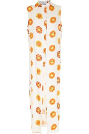 AMIR SLAMA Damen Strandkleider - Sol Kleid