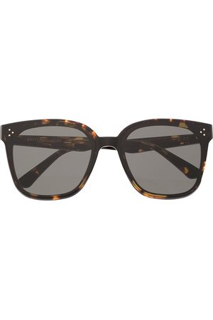 Gentle Monster Sonnenbrillen - Sonnenbrille in Schildpattoptik