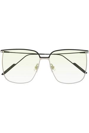 Gentle Monster Sonnenbrillen - Sonnenbrille mit eckigem Gestell