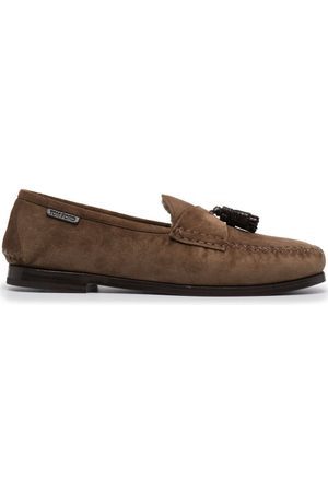 Tom Ford Wildleder-Loafer mit Quasten
