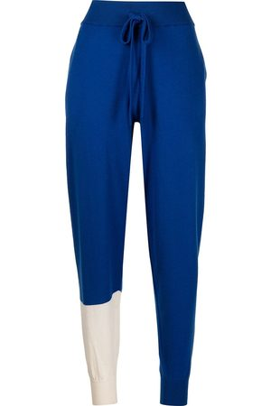 MONSE Damen Leggings & Treggings - Hose in Colour-Block-Optik