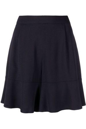 L'Autre Chose Damen Shorts - Ausgestellte Shorts