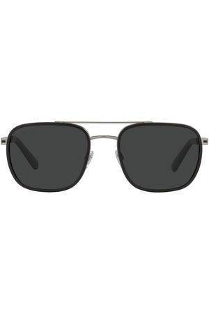 Bvlgari Getönte Pilotenbrille