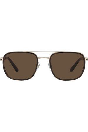 Bvlgari Herren Sonnenbrillen - Getönte Pilotenbrille