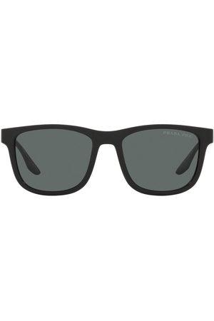 Prada Herren Sonnenbrillen - Linea Rossa Sonnenbrille mit D-Gestell