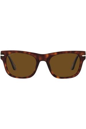 Persol Eckige Sonnenbrille in Schildpattoptik