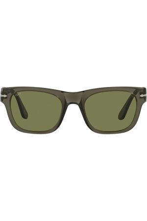 Persol Sonnenbrillen - Sonnenbrille mit eckigem Gestell