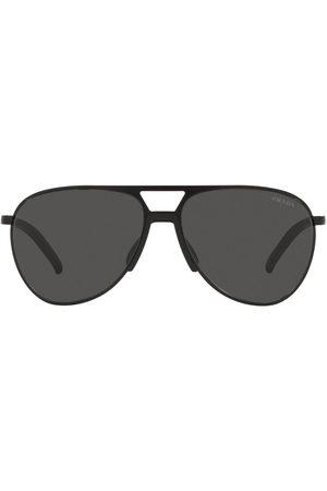 Prada Herren Sonnenbrillen - Getönte Pilotenbrille