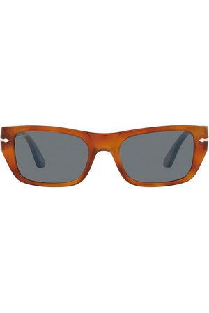 Persol Sonnenbrillen - Eckige Sonnenbrille in Schildpattoptik