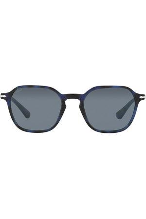 Persol Sonnenbrille mit ovalem Gestell