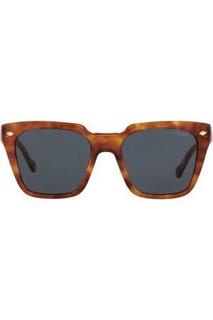vogue Eckige Sonnenbrille in Schildpattoptik
