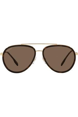 Burberry Eyewear Herren Sonnenbrillen - Oliver Pilotenbrille