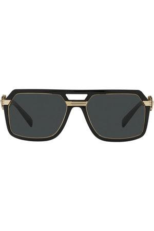 VERSACE Herren Sonnenbrillen - Vintage Icon Pilotenbrille