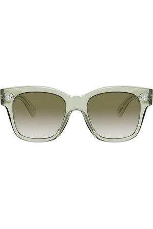 Oliver Peoples Eckige Melery Sonnenbrille