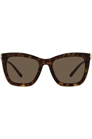 Bvlgari Cat-Eye-Sonnenbrille in Schildpattoptik