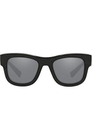 Dolce & Gabbana Eckige Sonnenbrille mit Logo