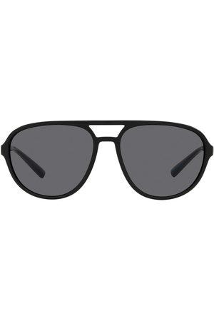 Dolce & Gabbana Herren Sonnenbrillen - Getönte Pilotenbrille