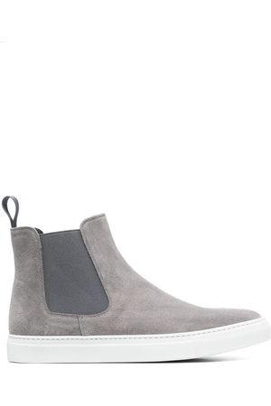 Scarosso Herren Sneakers - Sneakers mit Stretcheinsätzen