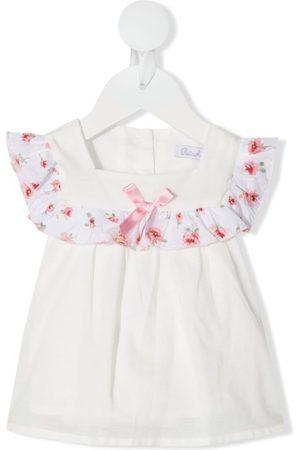 PATACHOU Baby Blusen - Bluse mit Rüschenborten