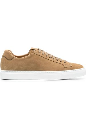 Scarosso Sneakers mit Schnürung - Nude