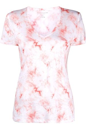 Majestic Damen Shirts - T-Shirt mit Print