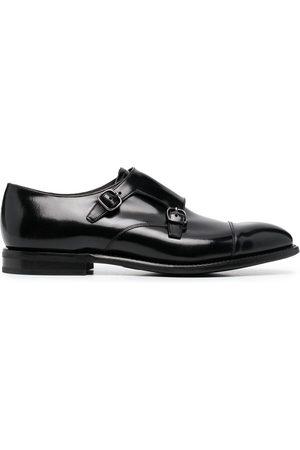 Church's Monk-Schuhe mit Glanzoptik