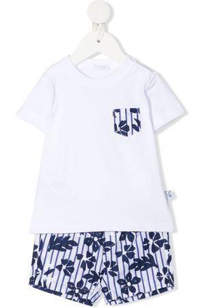 Il gufo Shorts - Set aus T-Shirt und Shorts