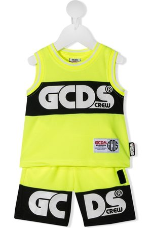 GCDS Jogginganzüge - Jogginganzug mit Logo-Print