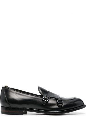 Officine creative Monk-Schuhe mit doppelter Schnalle