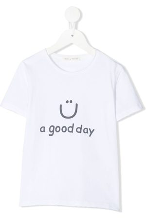 Zhoe & Tobiah Shirts - A Good Day T-Shirt