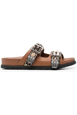 Ash Damen Sandalen - Ulysse double-strap sandals