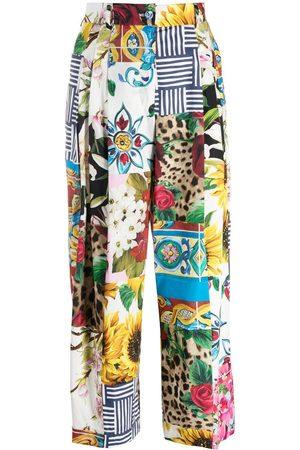Dolce & Gabbana Cropped-Hose