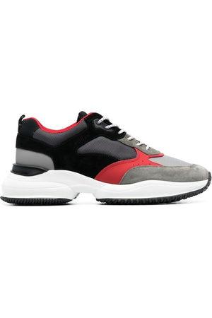 Hogan Sneakers in Colour-Block-Optik