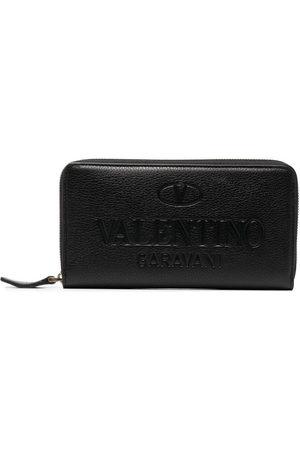 VALENTINO GARAVANI Herren Geldbörsen & Etuis - Portemonnaie mit Logo-Prägung