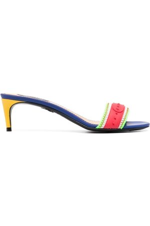 Dsquared2 Damen Sandalen - Sandalen mit Knöchelriemen 65mm